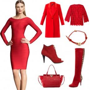 Unforgettable Red