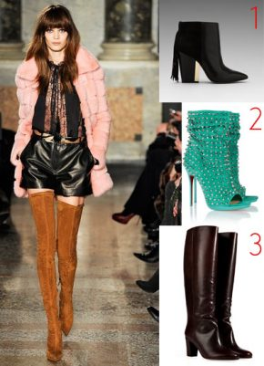 Editor's Picks: Gorgeous Fall Boots