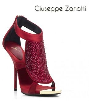 "Shoe of the Moment: Giuseppe Zanotti ""Christina"" Heels"