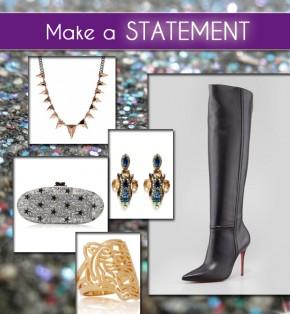 5 Fabulous Statement Pieces