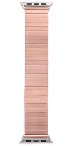 XISTWEAR 38mm Rose Gold Tone Apple Watch Band