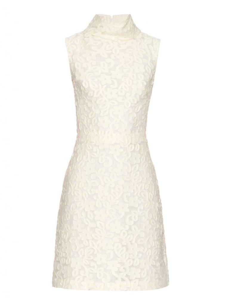 Camilla and Marc Impression Roll-neck Mini Dress