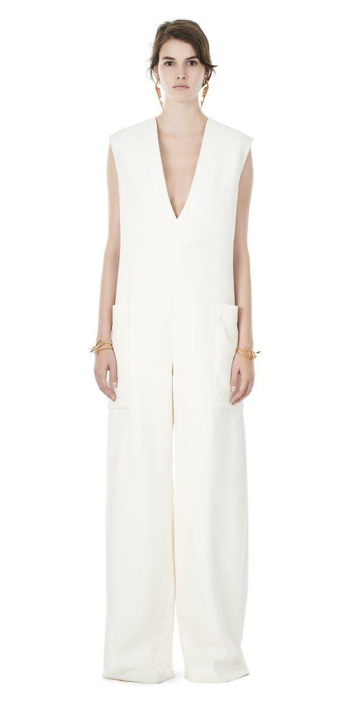 Balenciaga Pockets Jumpsuit