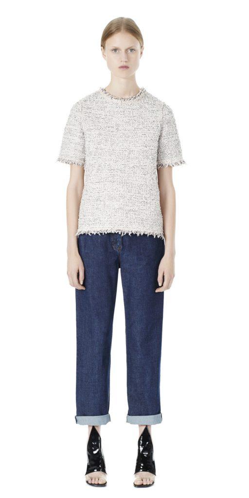 Balenciaga Boyish Pants