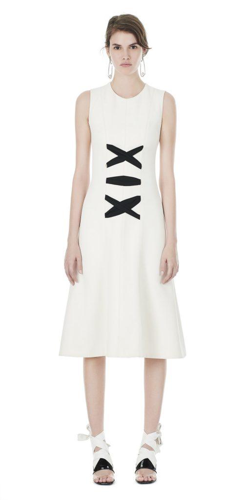 Balenciaga INterlace Dress