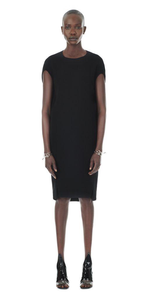 Balenciaga Drapy Cristobal Dress