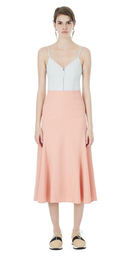 Balenciaga Flowing Skirt