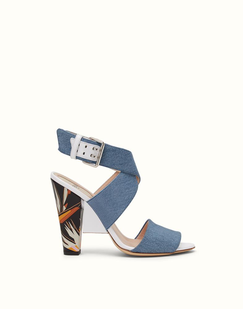 Fendi Printed Heel 2