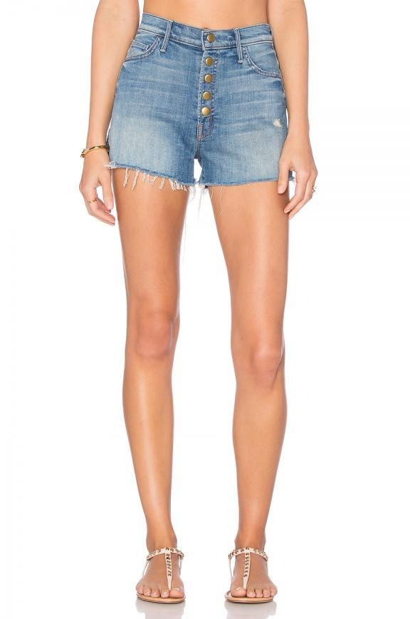 Swooner denim shorts