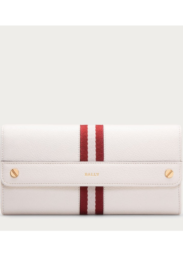 Bally Binney Stripes Clutch