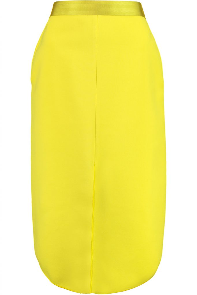 Dion Lee Opacity Crepe Skirt