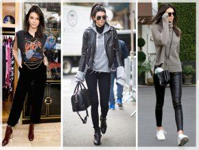 Model-Off-Duty Cool by Kendall Jenner