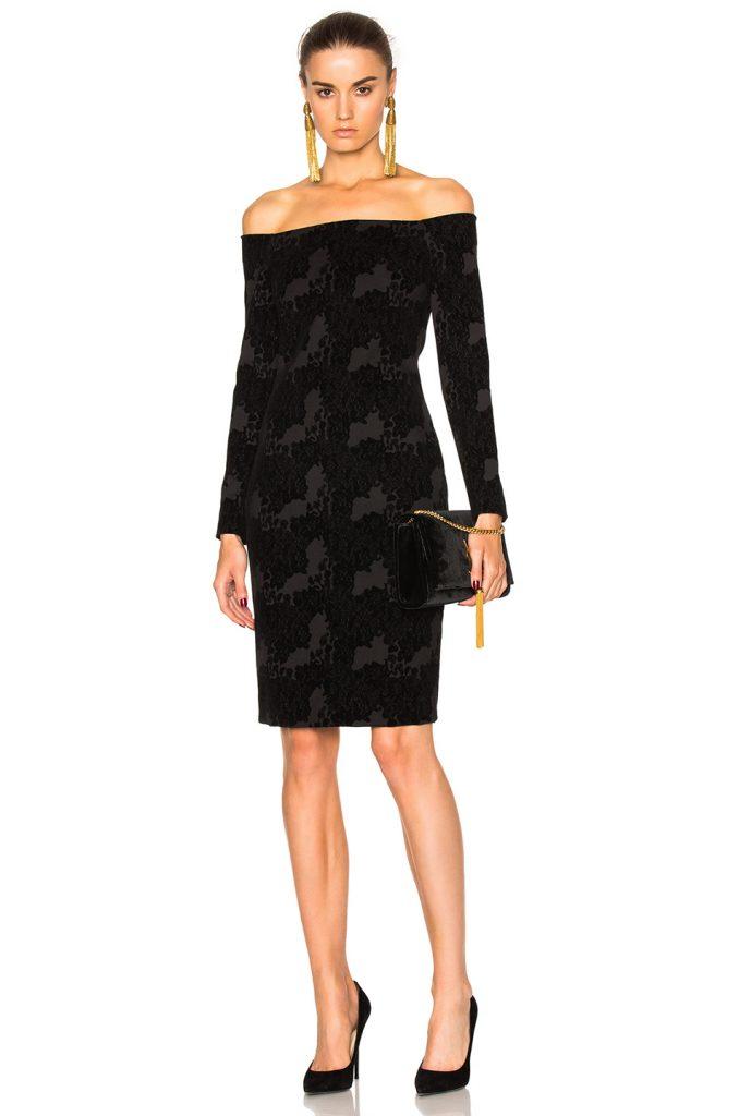 lagence-daphne-off-the-shoulder-dress