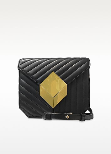 pierre-hardy-prism-black-and-gold-quilted-leather-shoulder-bag