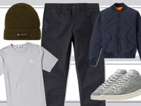 Menswear: Give the Gift of Good Style