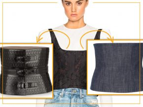 Style Transformer: Corsets