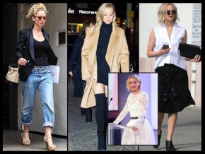 Five Staples to Steal Jennifer Lawrence's Off-Duty Style