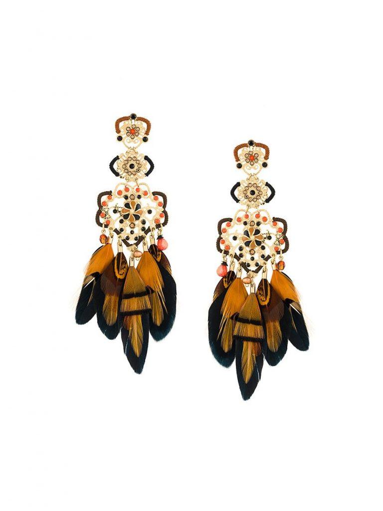 Gas Bijoux Tapachula Earrings