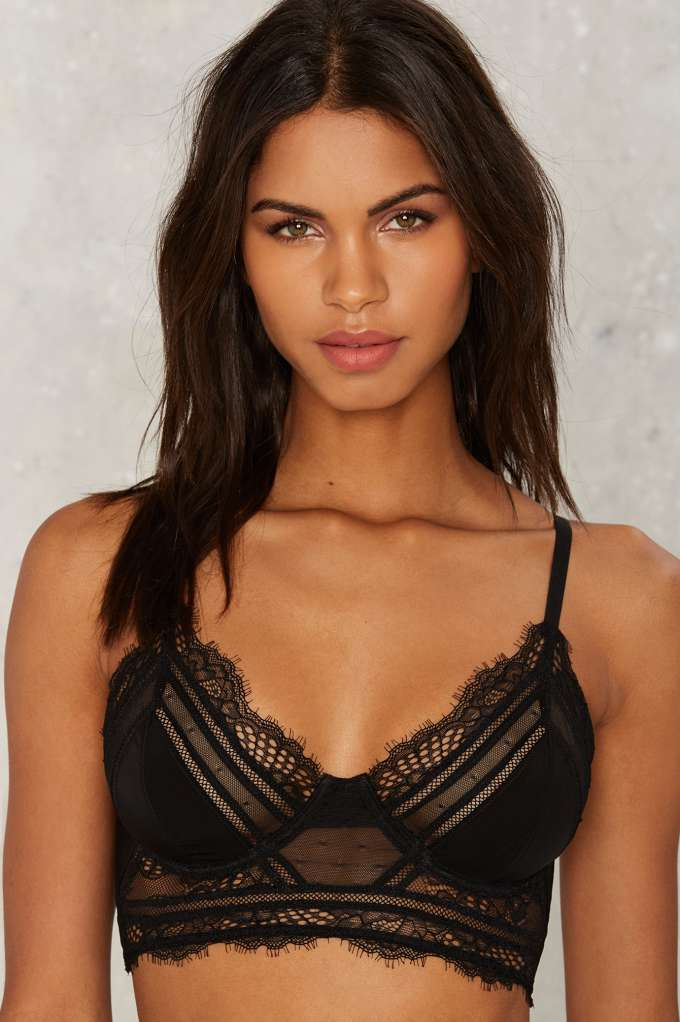 Amore Lace Bustier