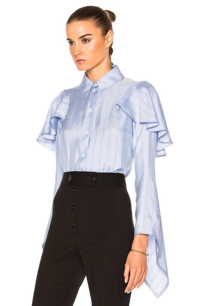 J.W.Anderson Cascade Sleeve Top