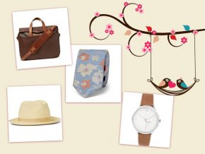 Detail-Oriented: Men's Spring Accessories