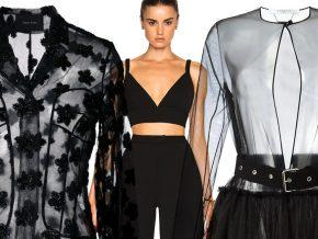 Sheer Genius: How to Style Tricky Transparencies