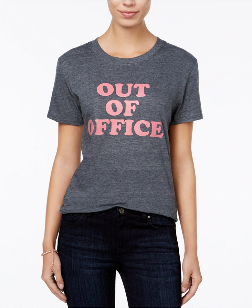 Sub_Urban Riot Out Of Office Graphic T-Shirt