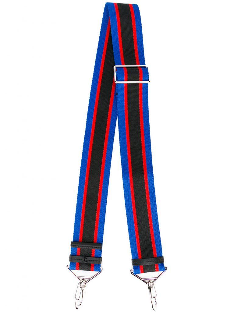 Versace Stripe Shoulder Strap