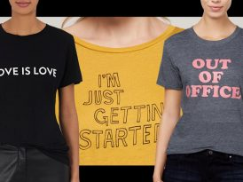 Say It Loud: Statement Making Tees