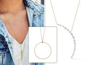 The Finer Things: Delicate Necklaces You Need Now