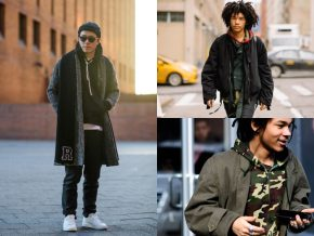 Menswear: Amp Up Your Street Style Cred