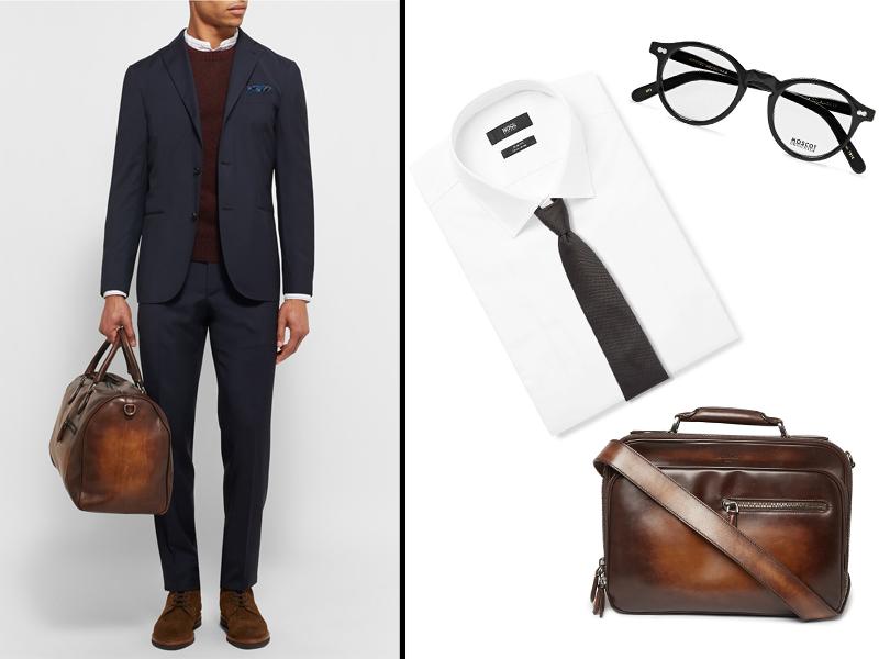 Mr porter workwear copy