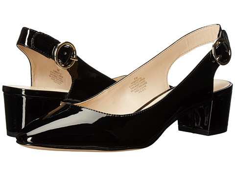 NINE WEST_block heel