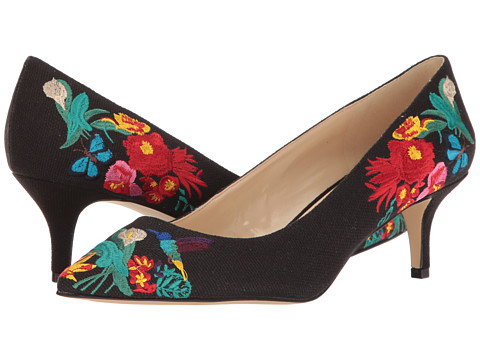 NINE WEST_embroidered