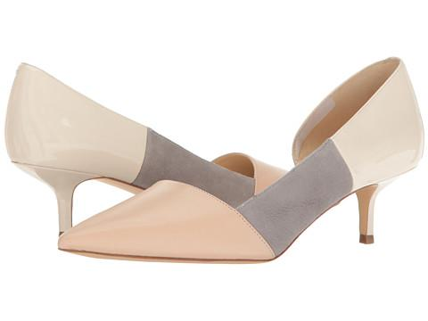 NINE WEST_neutral block color