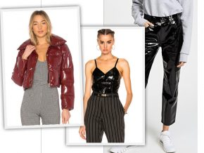 Patent Pending: The Patent Leather Trend