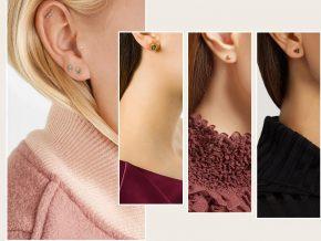 Tiny Wonders: 10 Stunning Pairs Of Dainty Earrings