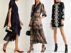 Winter Dressing: Frocks To Buy Right Now