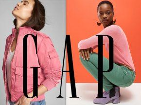 Crazy For Color At The Gap
