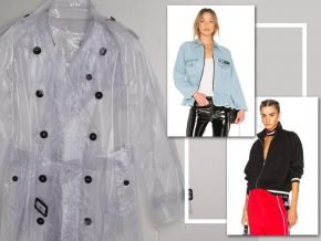 Spring Quartet – 4 New Season Coats to Try