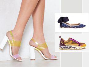 Five Footwear Trends to Wear Right Now