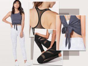 Innovative Activewear from Lululemon
