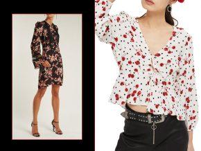 Cherry Picking: The Cutest Cherry Styles Of The Season