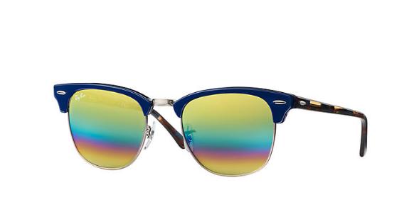 aaacfdc259 Illesteva Two Point One Sunglasses White Tortoise with Rose Mirrored Lenses   260