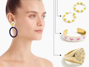 Yes, Please: Alison Lou X J.Crew Jewelry Collab