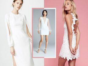 New Heights: Shorter Wedding Dresses For The Modern Bride