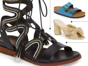 Eight Summer Shoes that Demand to be Seen
