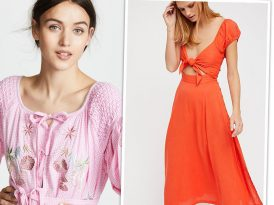 Far Flung: Sundresses Primed for Beach Vacay