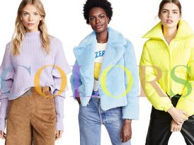 The Future is Bright: Hot Hues for Winter '18