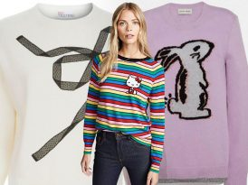 Sweater Weather: The Cutest Knits To Buy Right Now!